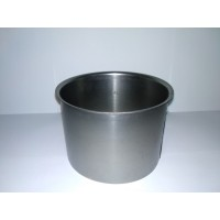 Zděř ke kouřovodu pr.100 mm z ocelového plechu tl. 0,5mm